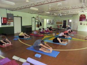 Hatha Yoga Class - Paschimottanasana
