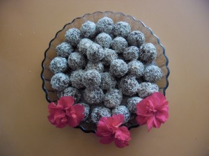 Prasad - bliss balls