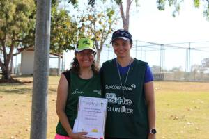 parkrunner of the month