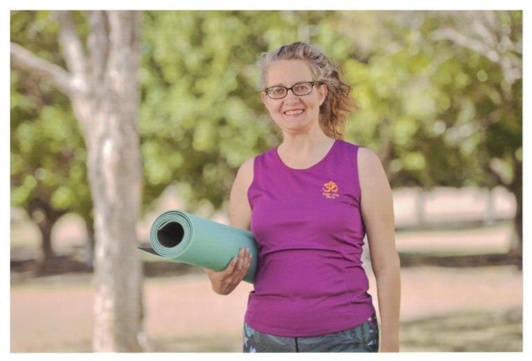 Hatha Yoga with Maria Steiner