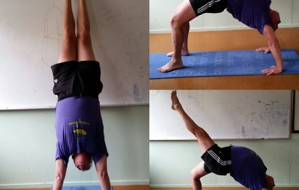 How I Got My Handstand Back
